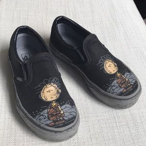 Vans Peanuts Pig-Pen Shoes